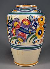 Poole Pottery Vase English Poole Vase10