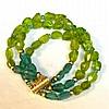 Appetite & Peridot Bracelet