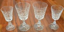 Four Pieces Of Waterford Stemware