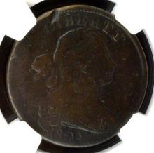 1804 Draped Bust Large Cent S-266 NGC Fine Det.