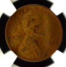 1922-D Lincoln Cent NGC F 15 BN