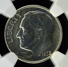 1952 Roosevelt Dime NGC PF 67
