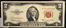 1953 C $2 Legal Tender Note GEM UNC Fr. #1512