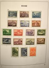 400+ Stamps from Greece 1915-1969