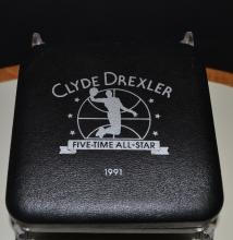 Clyde Drexler Collector's Medallion 1991