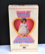 1983 Ideal collector's Shirley Temple doll