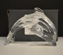 Waterford Crystal Dolphin