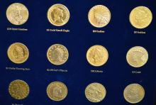 Copy of America's Greatest Gold Coins with Box
