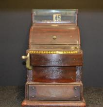 1920's-30's Candy / Barber shop cash register