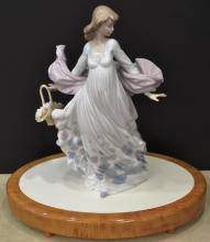 Lladró Figurine Spring Splendor #5898