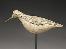Running red backed sandpiper, Obediah Verity, Seaford, New York, last quarter 19th century.