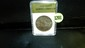 nice US Peace silver dollar 1925 GEM/BU slabbed