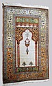 Antique Kaysari Prayer Rug