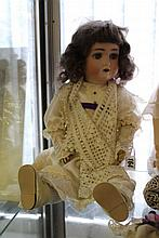 20th cent. Alte, Beck Gottschalk doll. Bisque