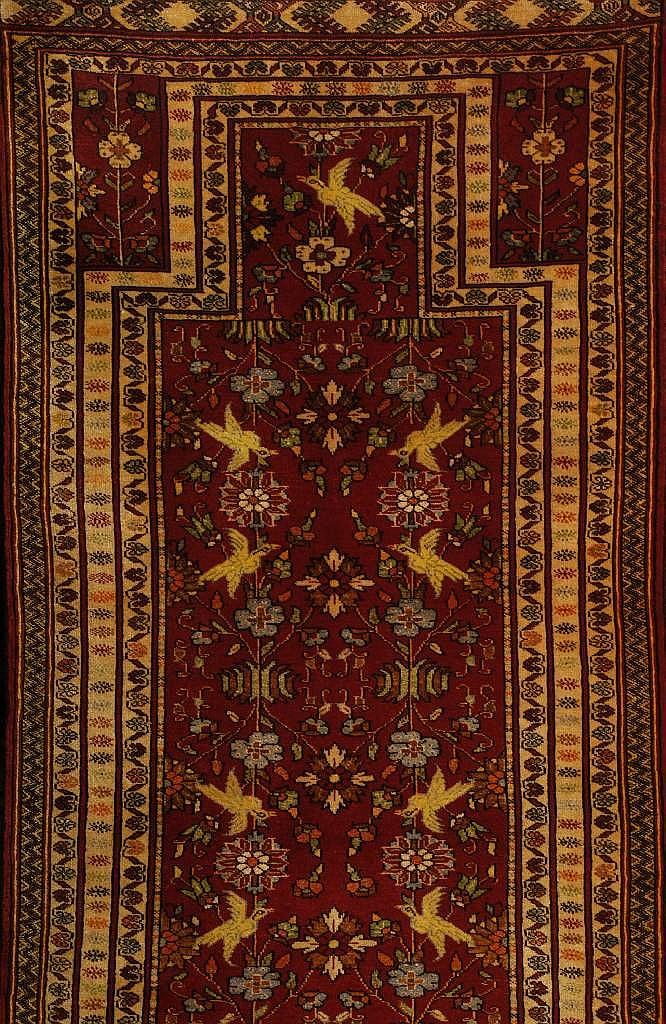 Belutsch fein alt, Persien, ca. 50 Jahre, Wolle