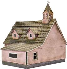 Coraline Early Development Design Pink Palace Apartment