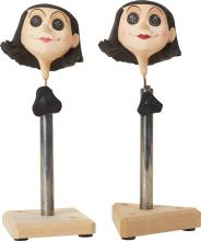 Coraline Other Mother's Head Original Animation Paint T