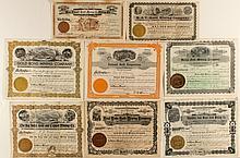 Washington Mining Certificates 1