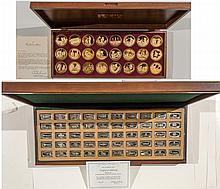 Various Modern Silver Medallions (999) & Coins