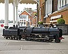NORMAN SPINKS AN IMPRESSIVE 5in. GAUGE LIVE STEAM 'BR STANDARD CLASS 9F' STEAM LOCOMOTIVE,