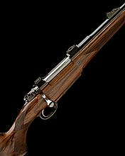 E. MAYOR (GENEVE) A LITTLE USED .416 RIGBY DOUBLE SQUARE-BRIDGE BOLT-MAGAZINE SPORTING RIFLE, serial no. P.482,