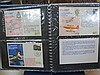 GB stamps 119 RAF Commemorative flight covers in