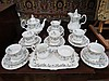 A 20thC Royal Albert tea service of six place
