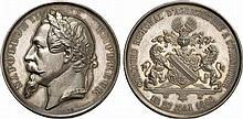 France.  Napoleon III, 1852-1870.  Strasbourg