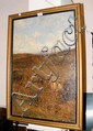 JOHN BUXTON KNIGHT? - an impressionist oil on