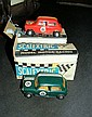 Two old boxed Tri-ang Scalextric model racing cars