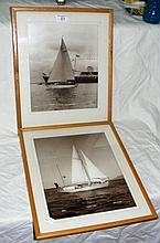 An old Beken & Son photograph of