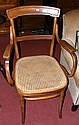 A Bentwood style chair