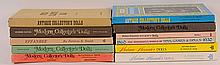 11 Doll Reference Books Lot of eleven reference books, all related to dolls: