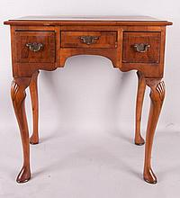 English Queen Anne Dressing Table