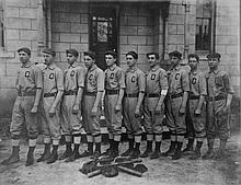 c. 1930s S. Carolina Baseball Photo
