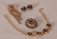Lot of Schiaparelli Costume Jewelry