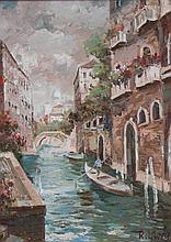 Venice Oil on Canvas