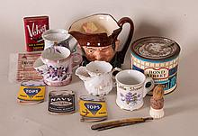 Royal Doulton, Vintage Shaving & Tobacco