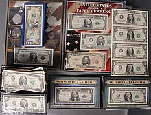 Assortment of U.S. Currency & Coins