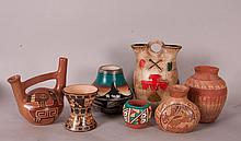 Native American & Central American Pottery