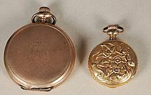 New England & Elgin Pocket Watches