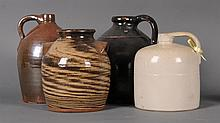 4 Pcs. of Stoneware