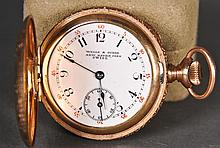 Wells & Gunde, New Haven, Pocket Watch