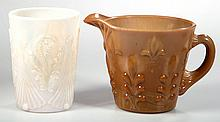 ROYAL / NATIONAL NO. 143 / FLEUR-DE-LIS CREAMER