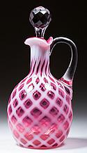 BUBBLE LATTICE CRUET