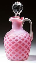 BUBBLE LATTICE - BUCKEYE CRUET