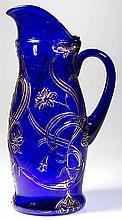 CORNFLOWER WATER PITCHER