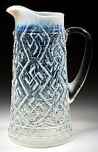 SWASTIKA - DIAMONDS AND CLUBS MOLD WATER PITCHER