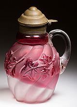 NORTHWOOD NO. 287 / ROYAL IVY SYRUP PITCHER