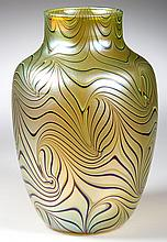 ORIENT & FLUME STUDIO GLASS VASE